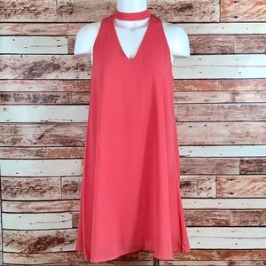 Layered With Love ~ Coral XS Dress